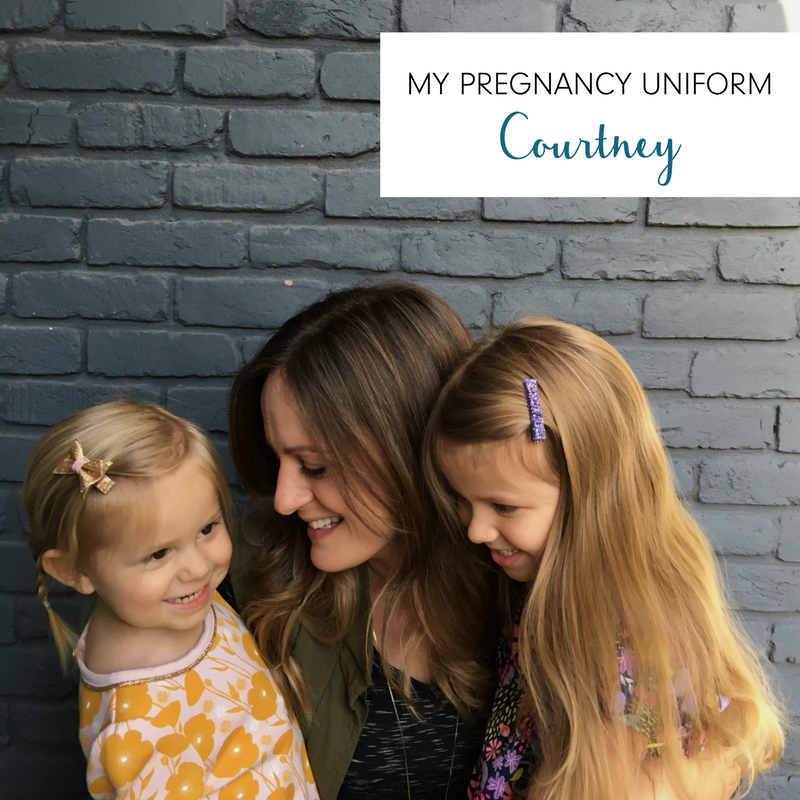 Image of My Pregnancy Uniform - Courtney - Mama Bird Box - Gifts for Pregnancy
