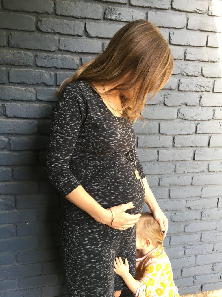 My Pregnancy Uniform - Courtney - Mama Bird Box - Gifts for Pregnancy