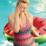 image of Best Maternity Swimsuits for 2017 - Mama Bird Box Blog - Gifts for Pregnant Moms
